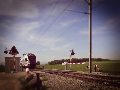 Interruption du trafic ferroviaire entre Semsales et Palézieux