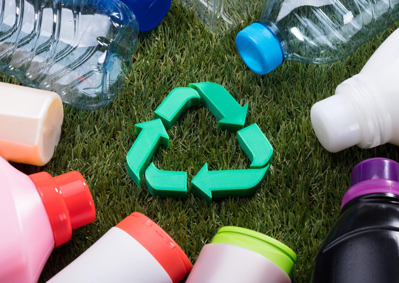 Elimination des plastiques ménagers